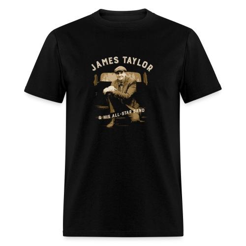 JT_TruckItin - Men's T-Shirt