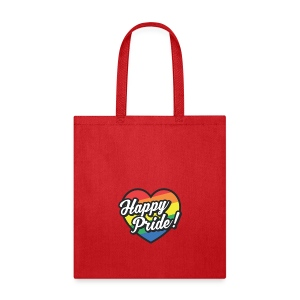 Happy Pride tote - Tote Bag