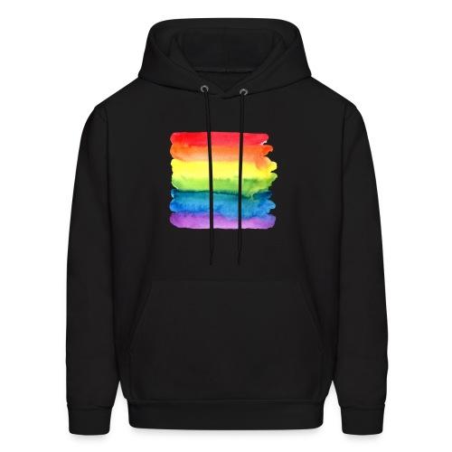 Rainbow Pride hoodie - Men's Hoodie