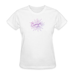 The Camryn Show White T-shirt  - Women's T-Shirt