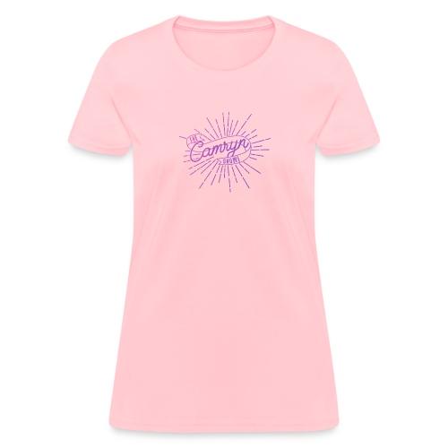 The Camryn Show Pink T-shirt - Women's T-Shirt