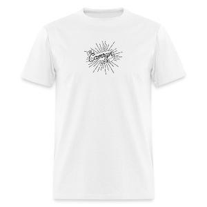 The Camryn Show White T-shirt  - Men's T-Shirt