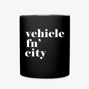 vehicle fn' city - Full Color Mug