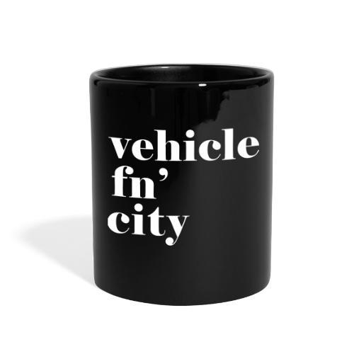 vehicle fn' city - Full Color Mug