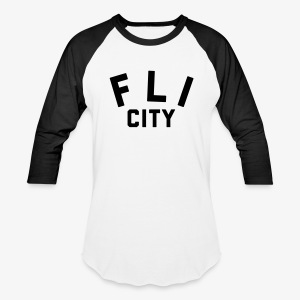 FLI CITY - Baseball T-Shirt