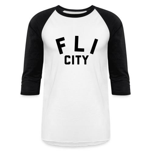 FLI CITY - Baseball T-Shirt