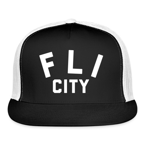 FLI CITY - Trucker Cap