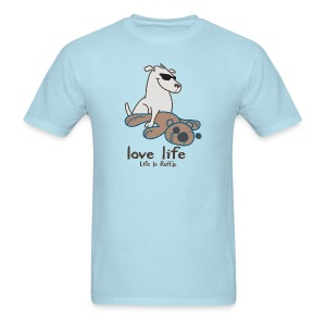 Luv Life - Men's T-Shirt