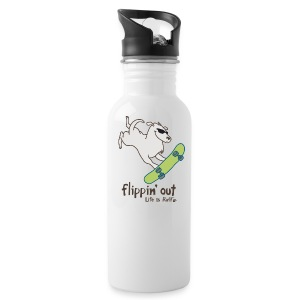 Flippin Out 2 - Water Bottle