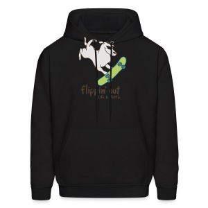 Flippin Out 2 - Men's Hoodie
