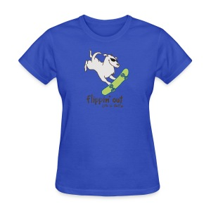 Flippin Out 2 - Women's T-Shirt