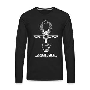 Ankh Life - Men's Premium Long Sleeve T-Shirt