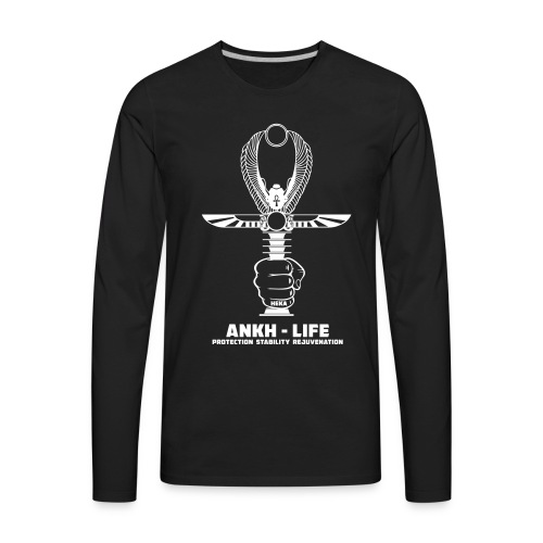 Ankh Life - Men's Premium Long Sleeve T-Shirt