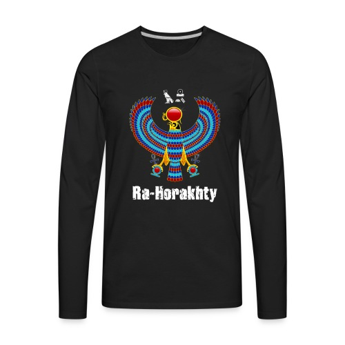 Ra-Horakhty - Men's Premium Long Sleeve T-Shirt