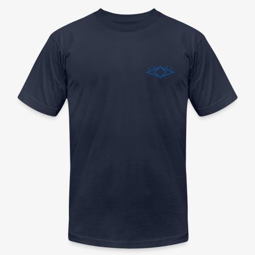 Logo SS - Men's Fine Jersey T-Shirt