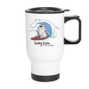 Hang Paw - Travel Mug
