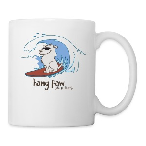 Hang Paw - Coffee/Tea Mug