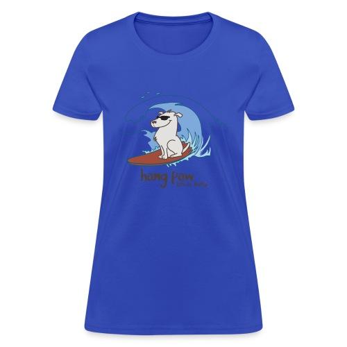 Hang Paw - Women's T-Shirt
