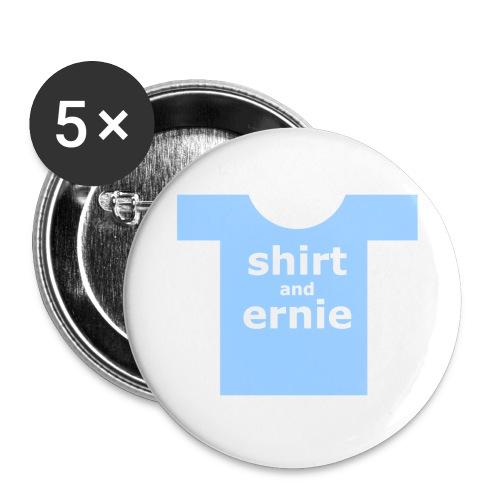shirtandernie button - Large Buttons