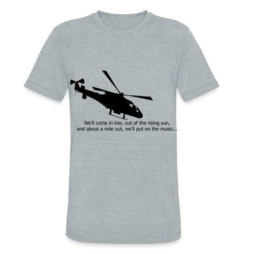 Scott Remembered - Unisex Tri-Blend T-Shirt