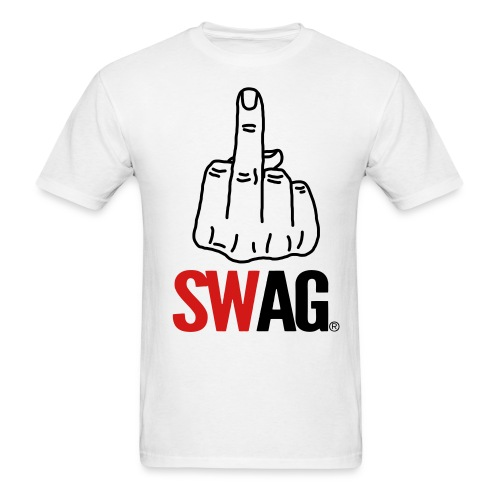 Fvck Swag - Men's T-Shirt