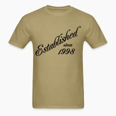 Established since 1998 T-Shirts
