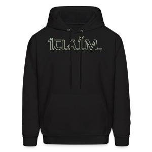 Light In The Darkness Hooded Sweatshirt (Glows In The Dark) - Men's Hoodie