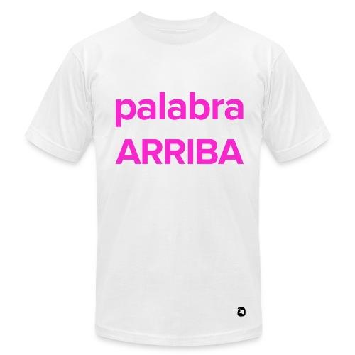 Palbra Arriba by Vidró - Men's Fine Jersey T-Shirt