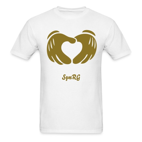 Heart Tee - Men's T-Shirt