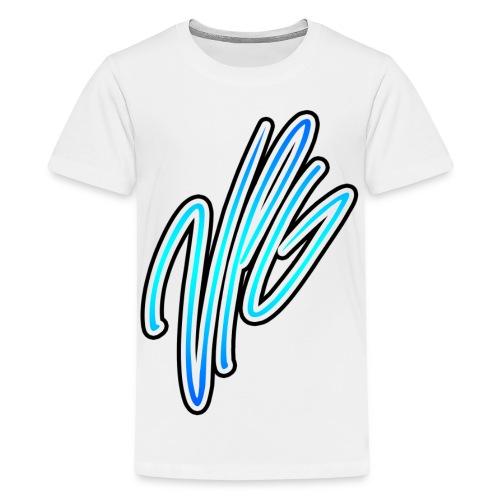 SIGNATURE K SHIRT W - Kids' Premium T-Shirt