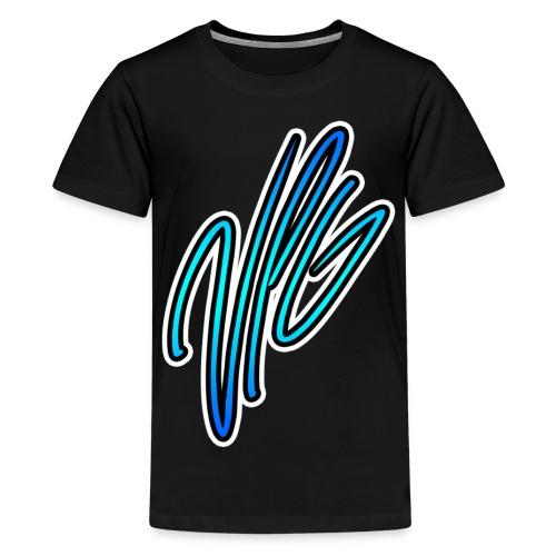 SIGNATURE K SHIRT B - Kids' Premium T-Shirt