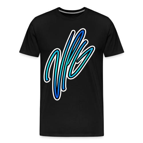 SIGNATURE M SHIRT B - Men's Premium T-Shirt
