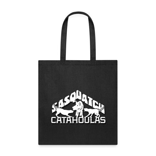 Bag, White Logo - Tote Bag