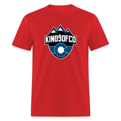 Men's New KCO Logo Tshirt - Men's T-Shirt