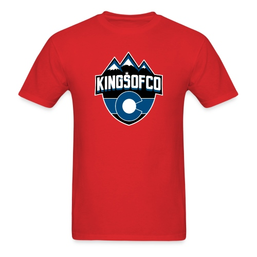 Men's New KCO Logo Tshirt - Men's T-Shirt