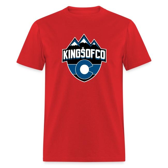 Men's New KCO Logo Tshirt