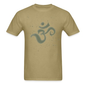 Om Splatter - Men's T-Shirt