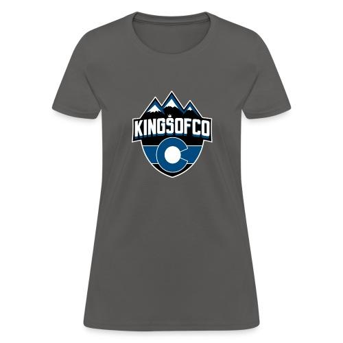 Women's New KCO Logo Tshirt - Women's T-Shirt