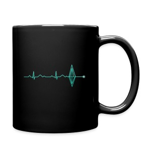 Sim a Heartbeat (Mug) - Full Color Mug