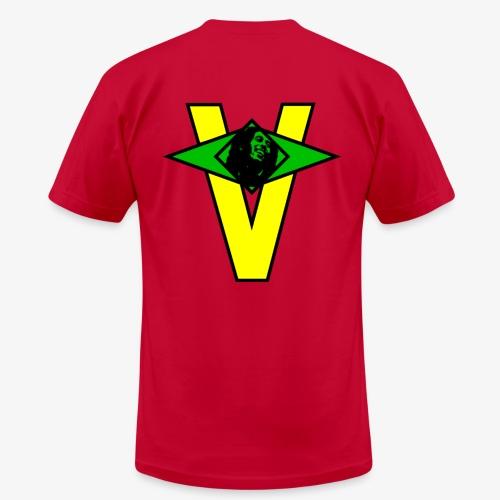 Rasta SS - Men's Fine Jersey T-Shirt