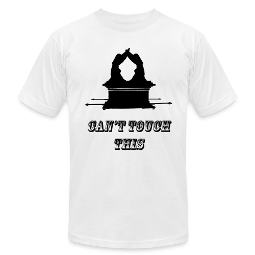 Can't Touch This - Men's Fine Jersey T-Shirt