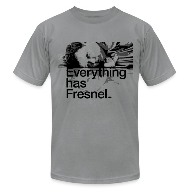 Lon Grohs - Everything has Fresnel - Slate Gray