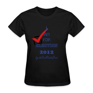 Female Election Tee - Women's T-Shirt