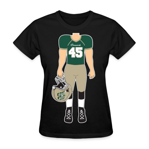 45 front only - Women's T-Shirt