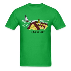 yacht - Men's T-Shirt