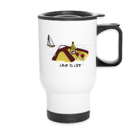 Mugs & Drinkware ~ Travel Mug ~ yacht