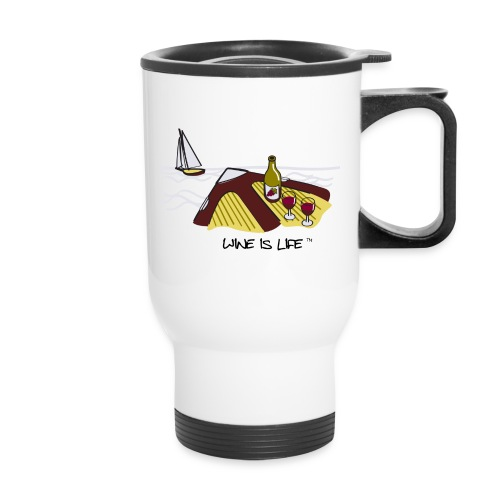 yacht - Travel Mug