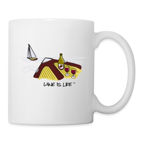 yacht - Coffee/Tea Mug