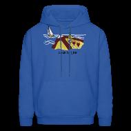Hoodies ~ Men's Hoodie ~ yacht