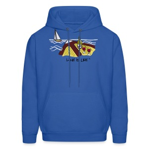 yacht - Men's Hoodie